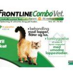 Med Frontline slipper du hurtigt af med lopper (foto: billigdyrehandel.dk)